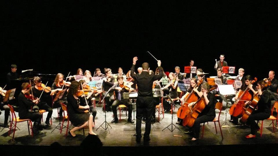 Orchestre Symphonique Universitaire de la Doua